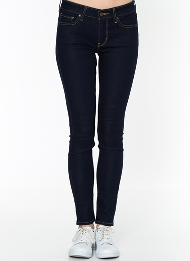 Levi's® Jean Pantolon | 711 - Skinny Renkli